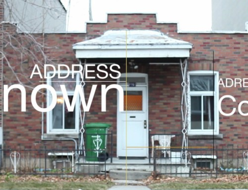 Address Known
